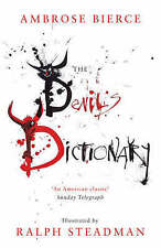 """""""VERY GOOD"""" The Devil's Dictionary, Bierce, Ambrose, Book"""