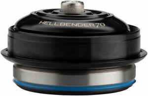 Cane Creek Hellbender 70 Headset ZS44/28.6 ZS56/40, Black