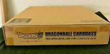 Dragon Ball Carddass - Part 33 34 - Complete Box - New/Neuf - Sealed