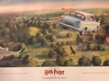 Celebration of Harry Potter Wizarding World Poster 2017
