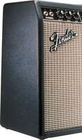 "Fender Bravura Black Amp Tolex, 36"" x 54"" For Twin, Deluxe, Champ, Reverb, Pro +"