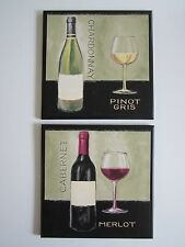 Wine Lovers Kitchen wall decor pictures, French Bistro, Tuscany Italian, green
