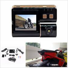 HD Action Helmet Bicycle Motorcycle Dual Lens Mini DVR Camera Video Recorder Kit