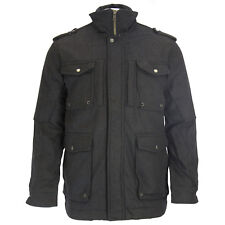 CCC Canterbury of New Zealand Charcoal Hayes 4-Pkt Jacket NE582222 $248 NEW