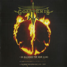 Goatpenis - Alliance For War + Bonus (Bra), CD/DVD