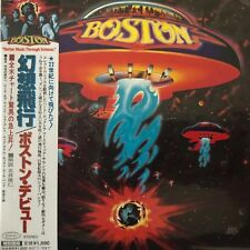 Boston [Limited] [Remaster] by Boston (CD),2006 mini LP - MHCP 1108 Japan