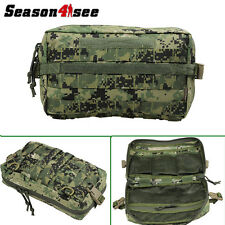 Airsoft Molle Multi-layer Utility Tools Magzine Pouch Tactical Bag Case AOR2