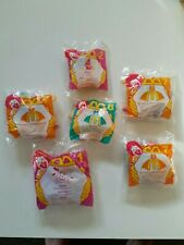 New ListingMcDonald's Happy Meal Halloween McNugget Buddies Lot Of 6 Unopened Toys