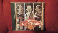 DE CRESCENZO EDUARDO - DANZA DANZA. CD TIMBRO SIAE ROSSO A SECCO