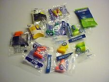 Ear plugs 3M Moldex Howard Leight Soft Foam Value Sampler Pack 11 Pairs