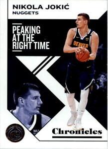 2019-20 Panini Chronicles Basketball Card Pick 1-100