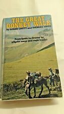 The Great Donkey walk from Spain to Greece by Pilgrim Ways & Mule Tracks Walking