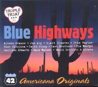 BLUE HIGHWAYS (WEARY BOYS, BEAUSOLEIL, ALISON KRAUSS, RON BLOCK, ...) 3 CD NEW