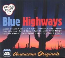 BLUE HIGHWAYS (WEARY BOYS, BEAUSOLEIL, ALISON KRAUSS, RON BLOCK, ...) 3 CD NEUF
