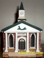 I've Done Enough - Atlanta Church Lighted GWTW Hawthorne Architectural FREE Ship
