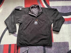 Adidas Germany International Team Track Top Jacket Reversible Sweatshirt Fleece