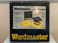 RARE WordMaster 1986 Board Game in Immaculate Condition