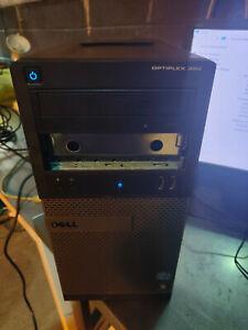 Dell Optiplex 390 MT Desktop Core i5 PC - 500GB HDD 8GB RAM  Win 10 Pro
