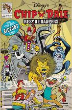 Return of Aladdin #1&2, Chip & Dale Rescue Rangers #11 Pinochio, Gladstone comic