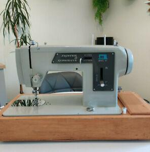 Frister & Rossmann Model 45 Heavy Duty Zigzag Electric Sewing Machine