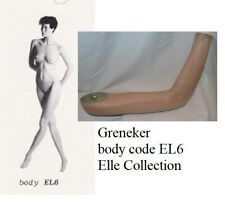 Greneker Mannequin Vintage Right Arm for Elle Collection Pose code El6