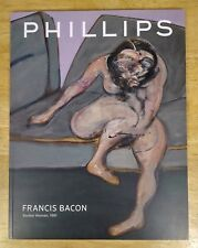 Francis Bacon Seated Woman Philips NY May 2015 Contemporary Art Auction Booklet