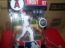 MIKE TROUT ANGELS  DRAGON BASEBALL  FIGURE