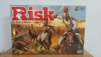 Hasbro Risk - Strategy Board Game - Strategic Conquest Family Fun - 2016 -