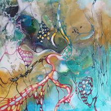 Artistes du XXe siècle et contemporains huiles signés abstraits