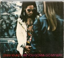 CD ALBUM 11 TITRES DIGIPACK--LENNY KRAVITZ--ARE YOU GONNA GO MY WAY--1998