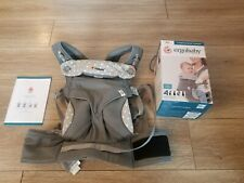 ergobaby 360 4 Position Baby Carrier - Dewy Grey