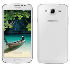White Unlocked Samsung Galaxy Mega 5.8 GT-I9152 8GB Dual SIM Teléfono Celular