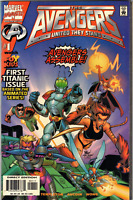 Avengers: United They Stand Vol 1 #1 Marvel Comics 1999 VF