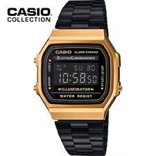 Reloj Digital CASIO A168WEGB-1B - Duracion De La Pila 7 Años - Modulo 3298