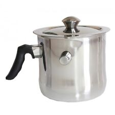 Bain Marie - DOUBLE BOILER - WAX MELTER - BEESWAX - CRAFT - CANDLE MAKING - BEES