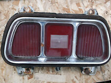 1971 1972 1973 Mustang Taillight Tail Light Housing Bucket Lens Assembly Panel