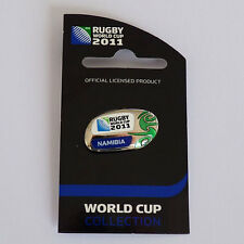 Rugby World Cup RWC 2011 Namibia Country Pin