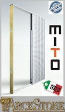 ARCKSTONE CONTROTELAIO TELAIO PORTE SCORREVOLI INTONACO CASA MITO 80x210x10,5 CM