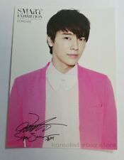 Super Junior SM ART Exhibition (official)Goods Pos Card -DONGHAE