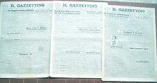 1945 LOTTO DI GAZZETTINO DI VENEZIA PROCESSO NORIMBERGA RUDOLF HESS VILLAMARZANA