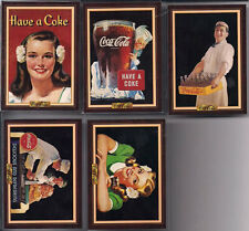 1994 Coca-Cola Series 3 Trading Cards Complete Mini Master Set