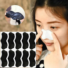 Cleansing Nose Sticker Mask Blackhead Remover Pore Strip Cleansing Makeup 10pcs