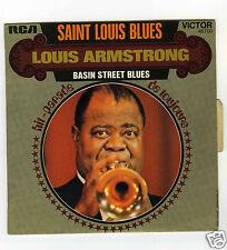 45 RPM SP LOUIS ARMSTRONG SAINT LOUIS BLUES