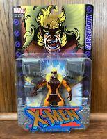 Sabretooth Vintage X-Men Classics Action Figure New Toybiz 2000 Marvel Comics