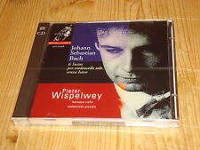 Bach The Six Cello Suites PETER WISPELWEY Audiophile CHANNEL CLASSICS 2CD NEW