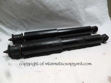 Isuzu Trooper Duty 3.0 91-02 Gen2 4JX1 rear shocks shock absorbers dampers