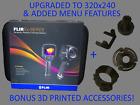 NEW FLIR E4 WIFI Thermal Camera - Upgraded to E8 Specs 320x240 MSX Extra Battery