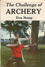 The Challenge of ARCHERY Don Stamp **GOOD COPY**