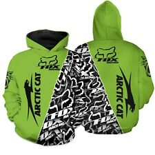 Arctic Cat Racing 3D Hoodie All Over Prints