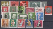 BRD/Bund - Jahrgang 1958 (= Nr. 281-301) postfrisch/** komplett !